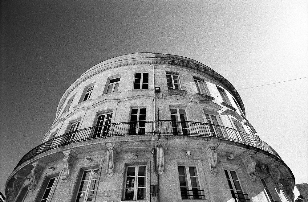 Immeuble bordelais