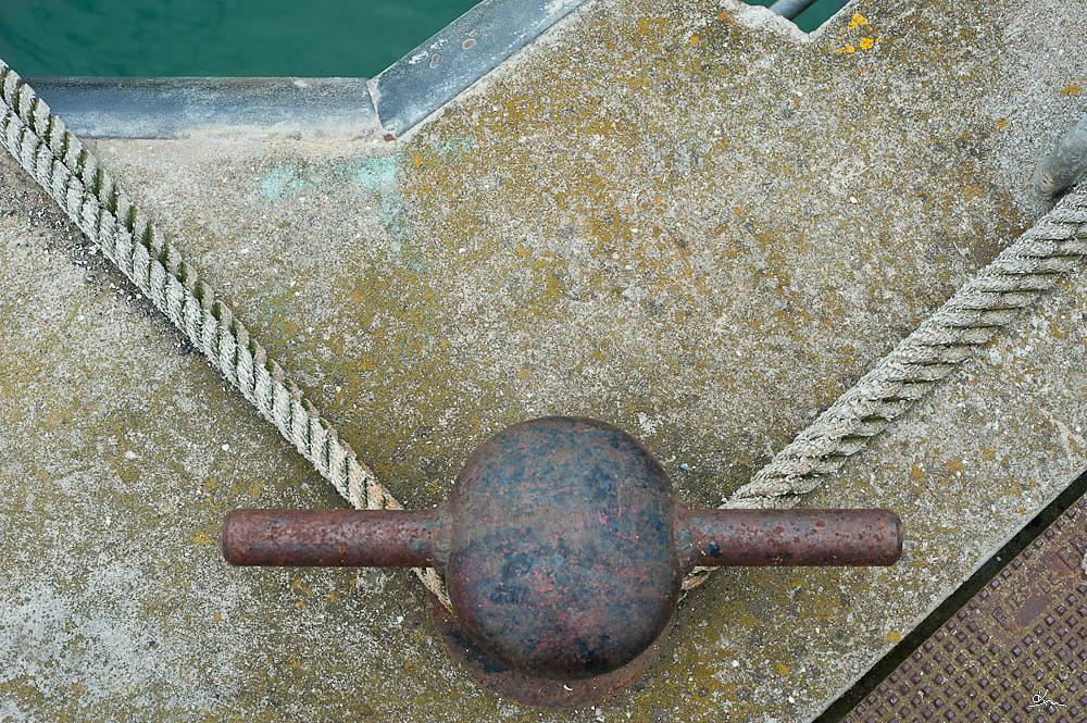 Angle de quai