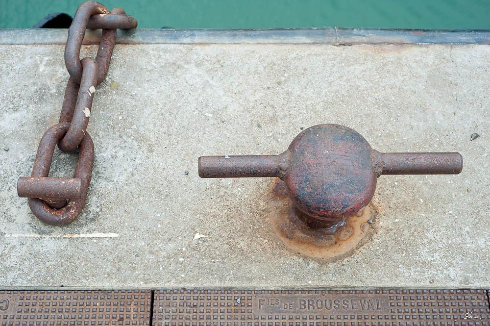 Bord de quai